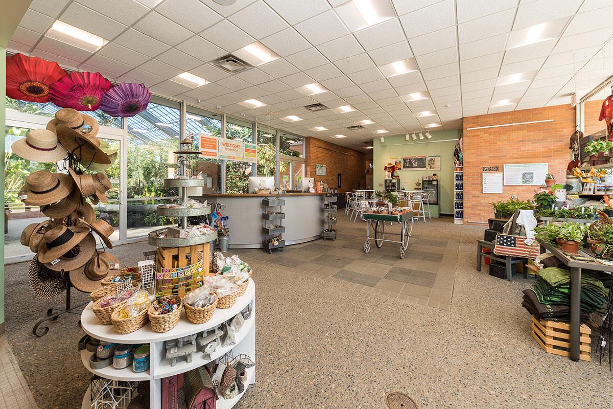 Garden Store at Matthaei