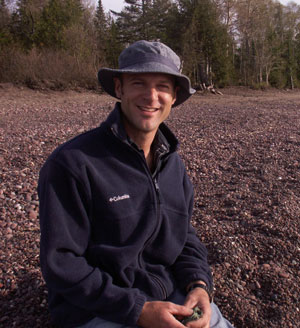 Steven Parrish, Natural Areas Specialist