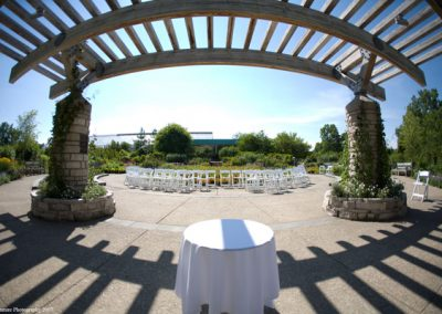 Gateway Garden Wedding