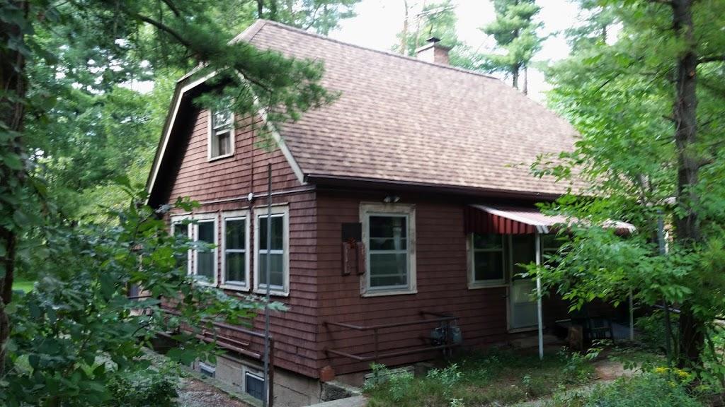 Caretakers cottage exterior