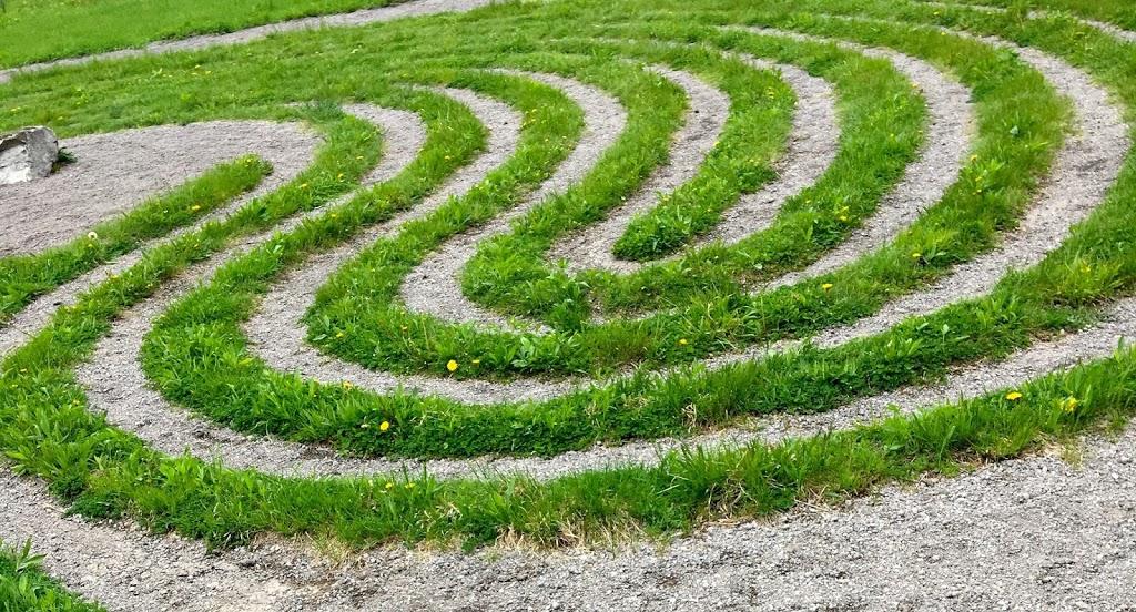 Labyrinth at Matthaei