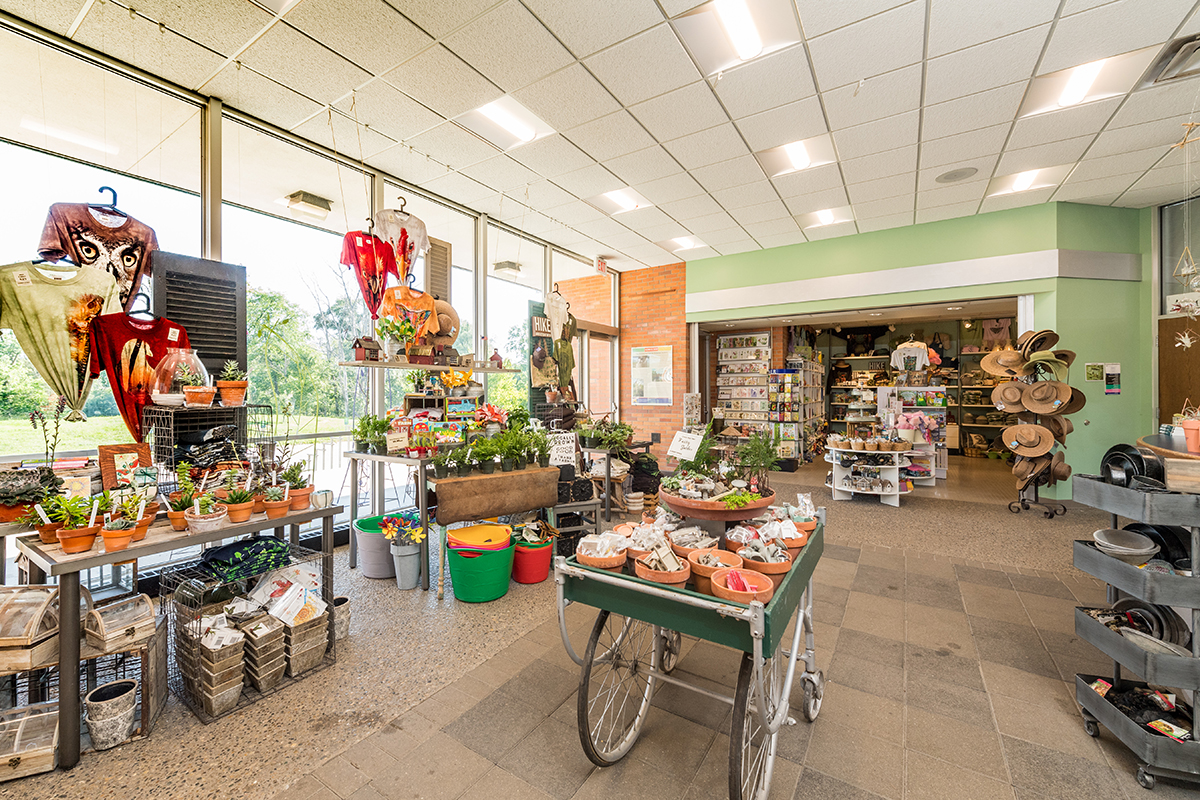 The Garden Store Is Also The Location Of The Staffed Information Desk And  Visitor Center For Matthaei. Visitors Will Find Maps And Wayfinding Help As  Well ...