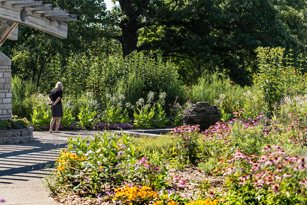 Gateway Garden at Matthaei Botanical Gardens