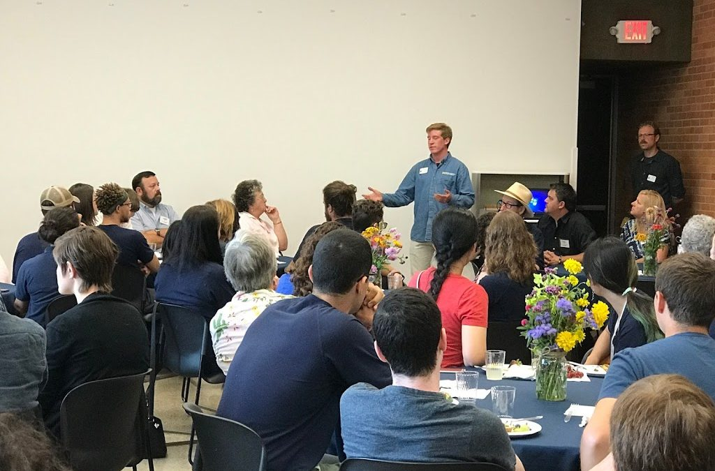 Intern Luncheon and Poster Presentations – August 6