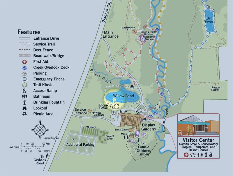 Willow Pond location