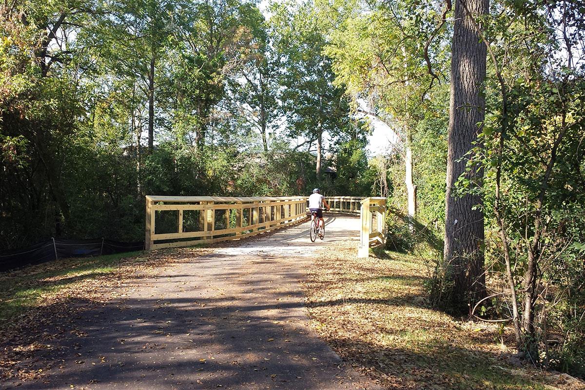 Matthaei Botanical Gardens Trail