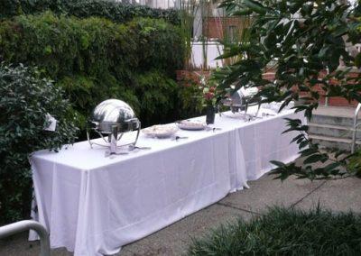 Conservatory rental at Matthaei Botanical Gardens