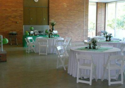 Auditorium at Matthaei Botanical Gardens