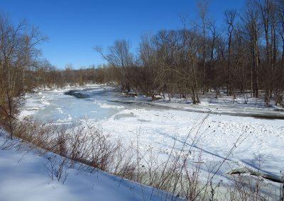The Huron River