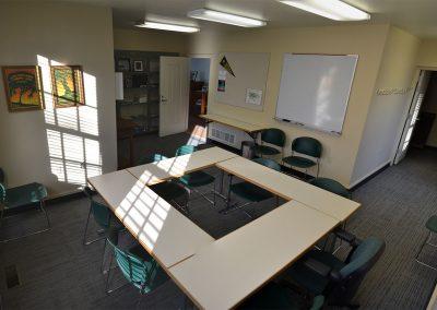 Classroom at Nichols Arboretum