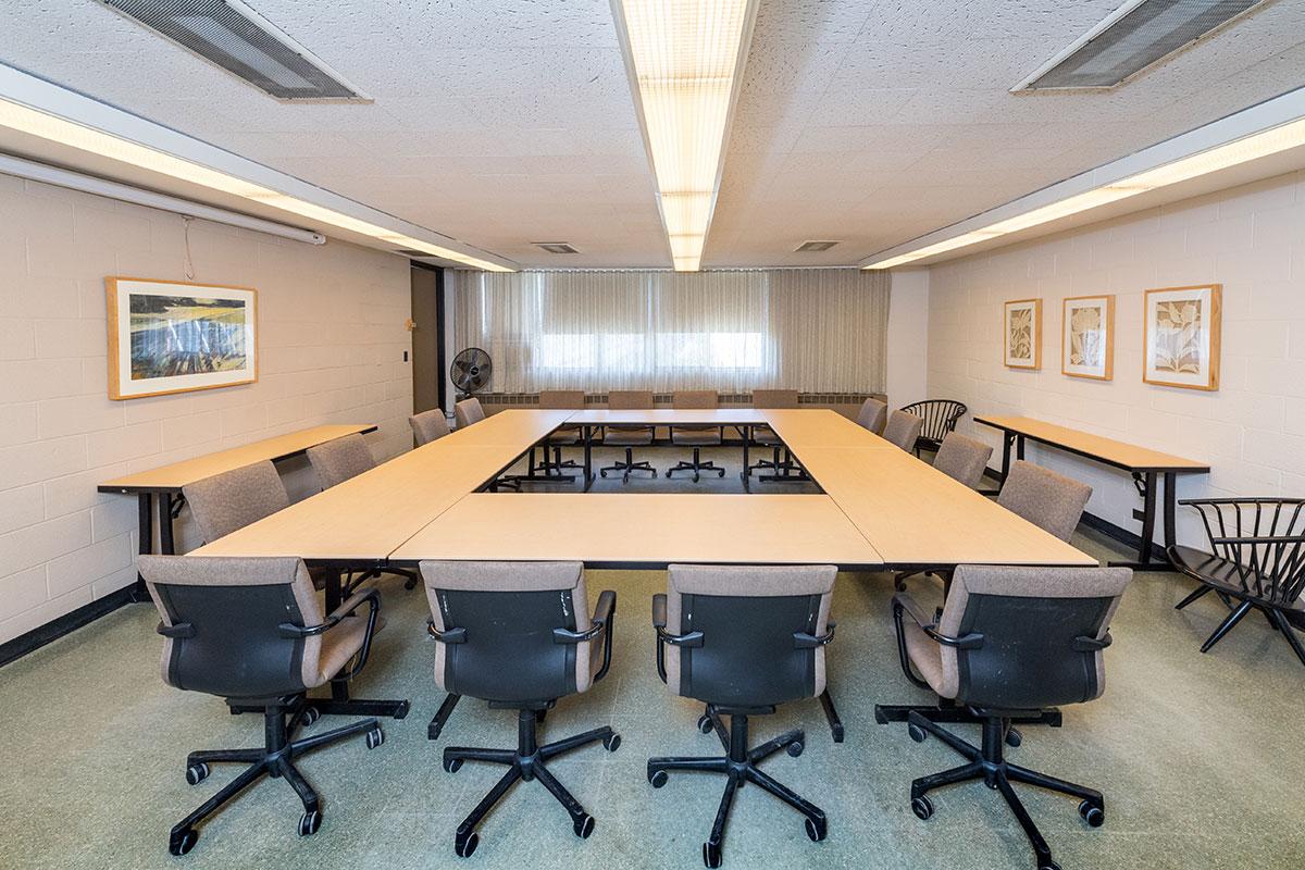 Meeting Room 139 Rentals Matthaei Botanical Gardens
