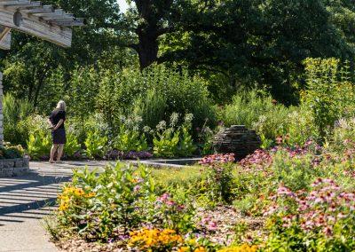 The Gateway Garden at Matthaei