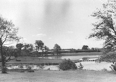 Willow Pond circa 1965