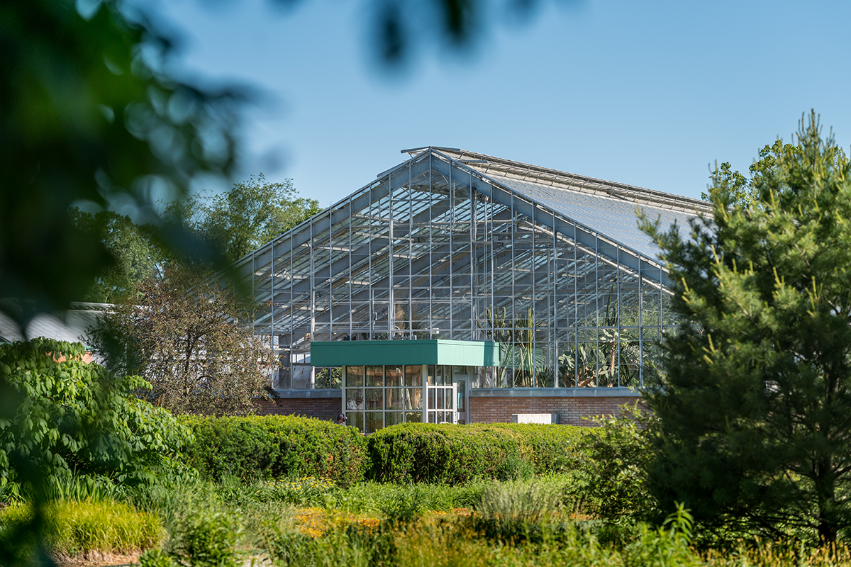 Conservatory Exterior