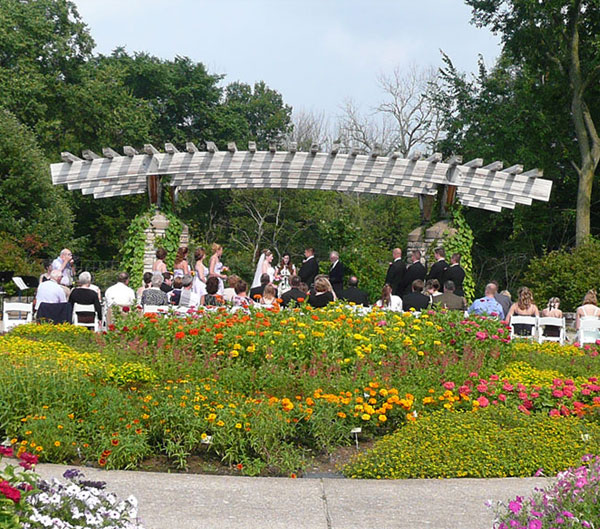 Botanical Gardens Wedding: Weddings, Rentals, And Birthdays