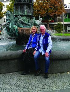 Deanna and Richard Dorner