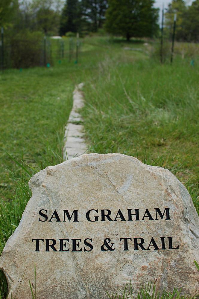 Sam Graham boulder