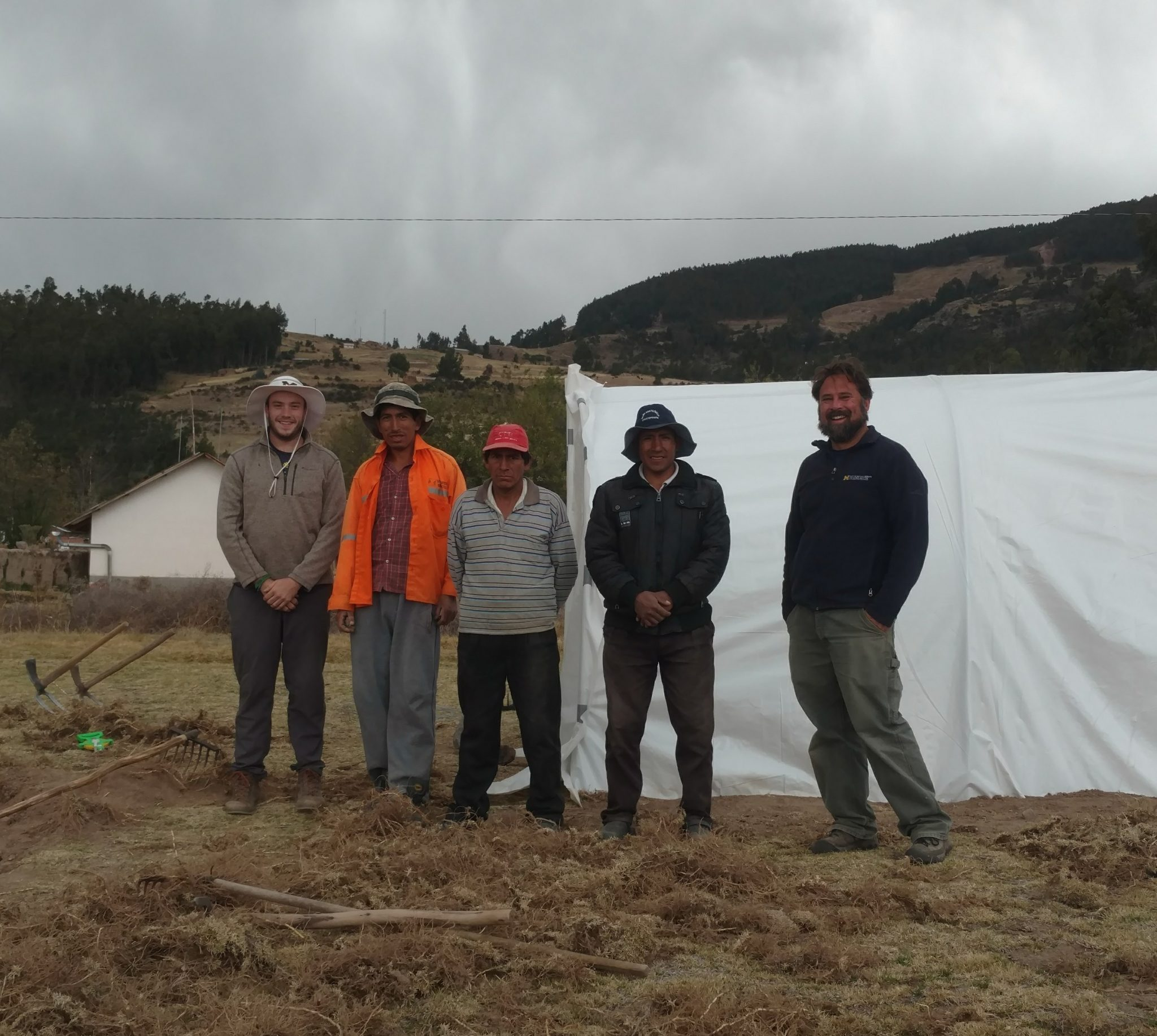 ustainability without Borders in Peru