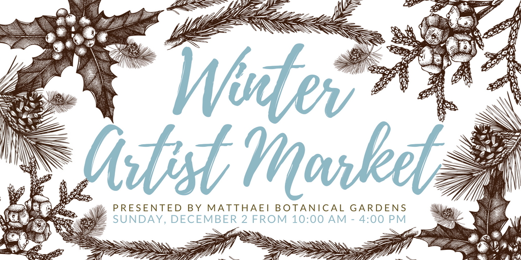 CALL FOR ARTIST VENDORS: Winter Artist Market