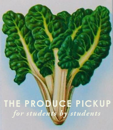 The Product Pickup - for students by students