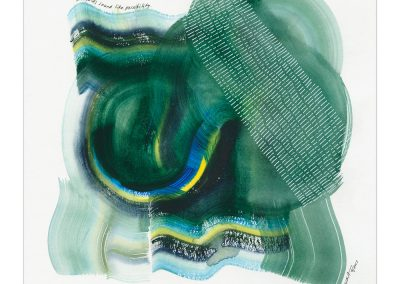 Katydids Sound Like Possibility by Jennifer Farina