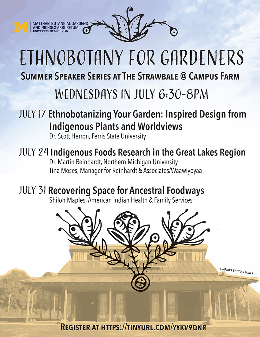 Ethnobotany Lecture Series
