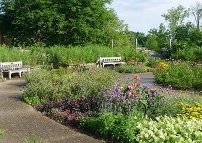 Gateway Garden at Matthaei