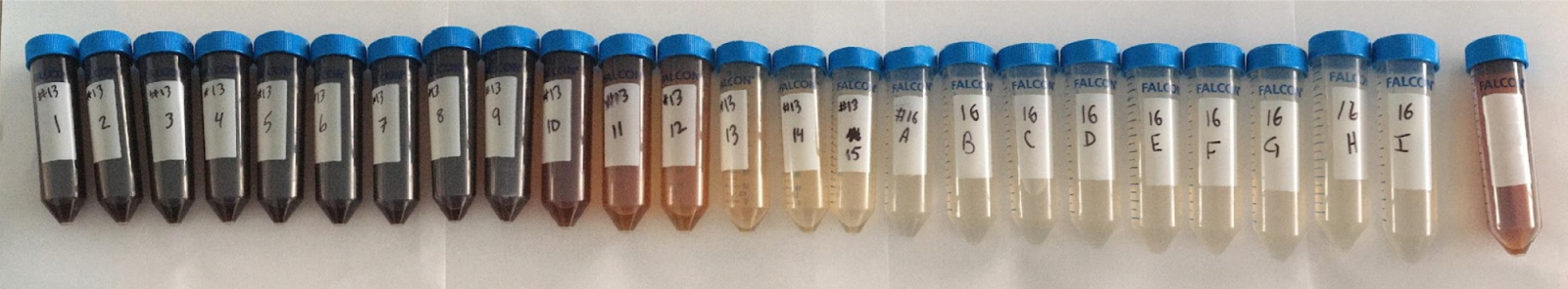 Urine freeze-thaw vials