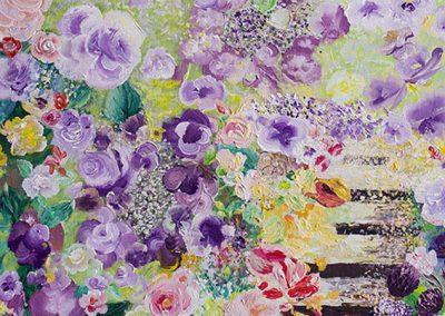 """""""Summer Garden,"""" Linda Hyong"""