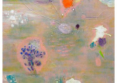 """Sung Eun Hong, """"Spring Garden"""""""