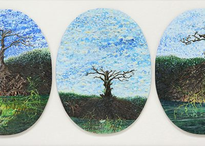 """Life Journey of a Tree,"" Linda Hyong"