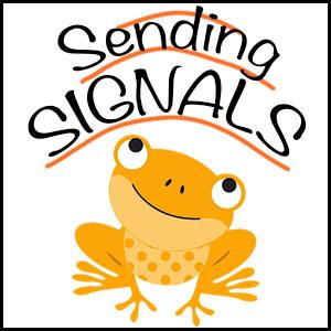 Sending Signals Activity Sheet