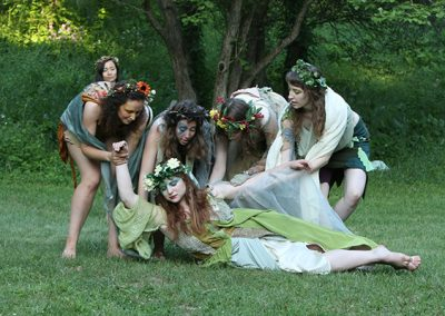 Shakespeare in the Arb-Kent McCormick