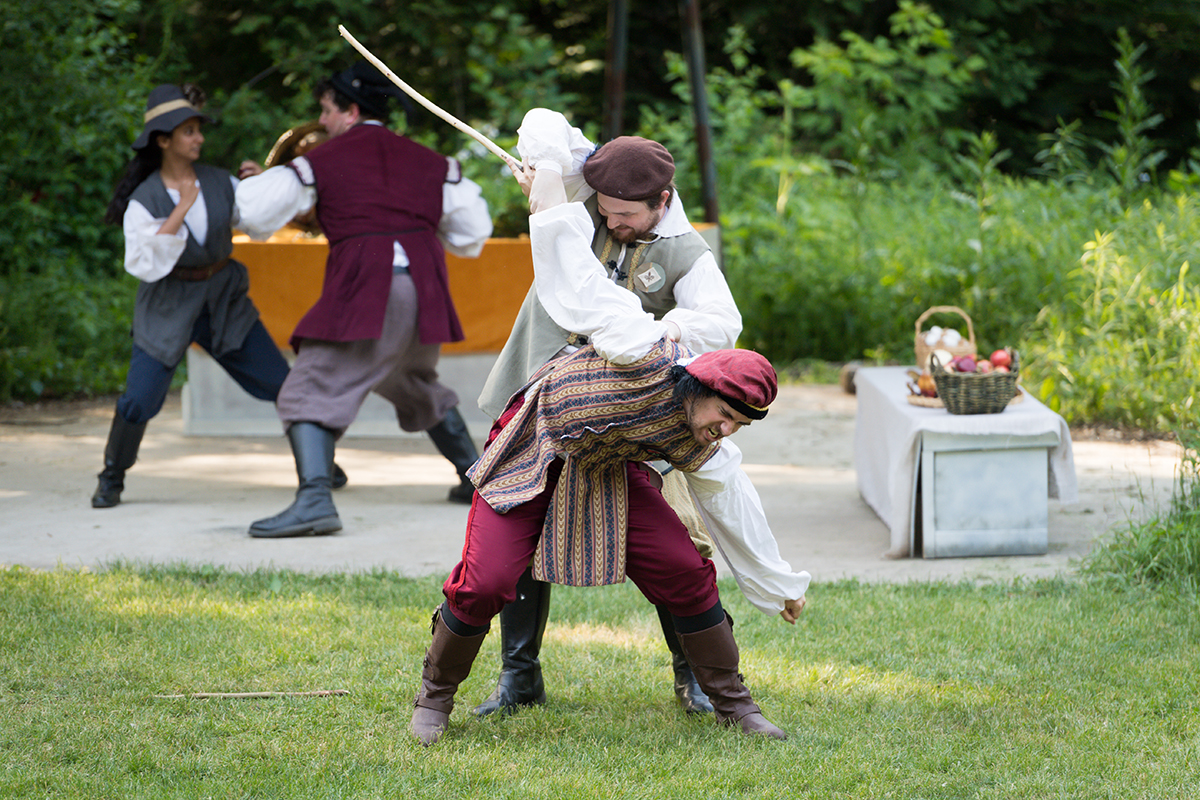 Shakespeare in the Arb Romeo and Juliet