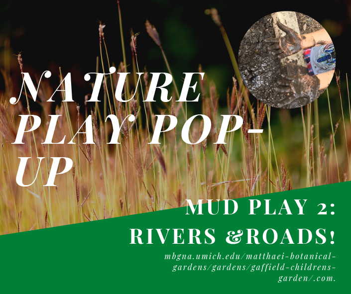 NAture Play pop up-Mud play