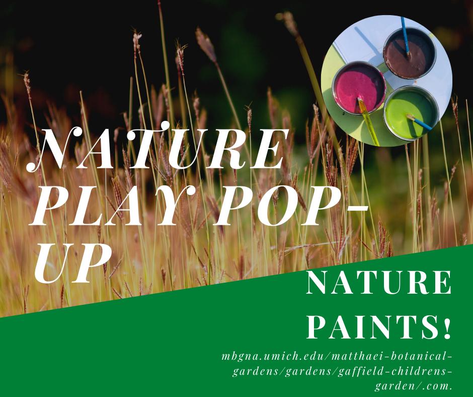 Nature paints banner-August 10