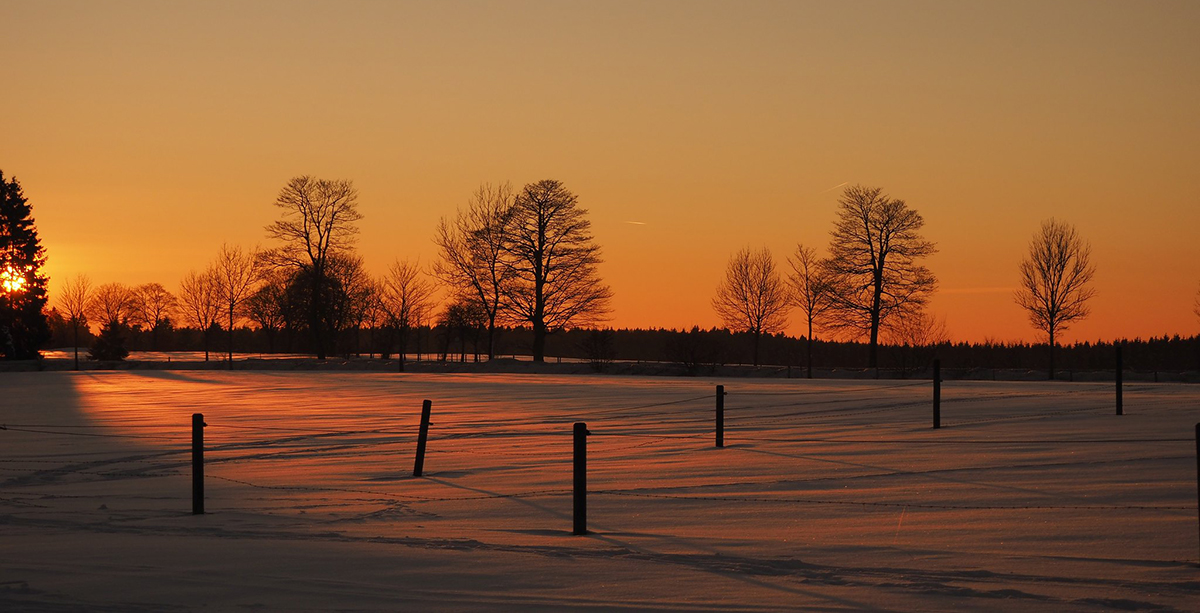 Winter sunset-Michael Mueller