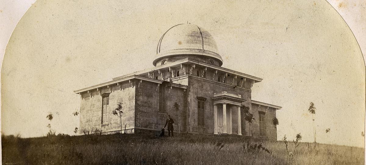 Detroit observatory