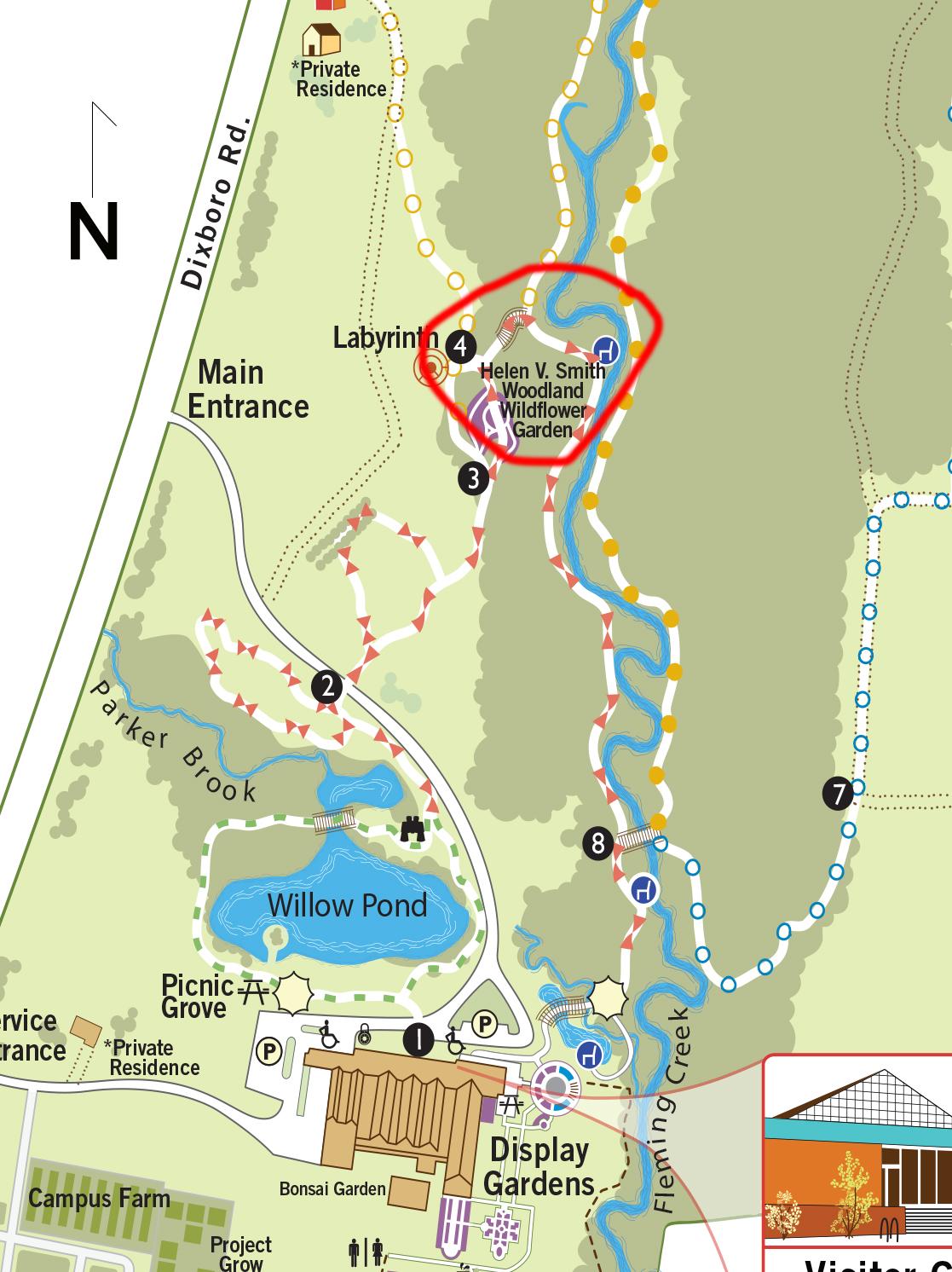 Matthaei-map-showing HVS garden