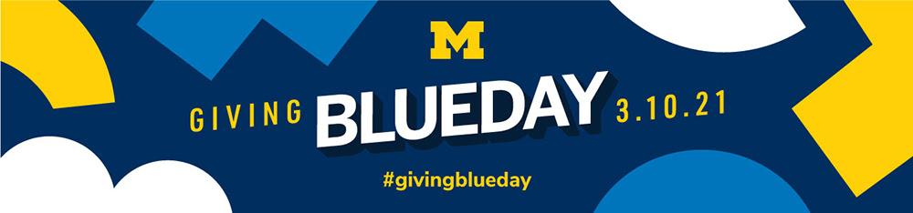 Giving Blueday