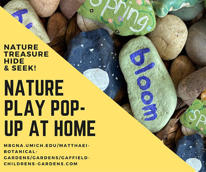 April 11 nature play pop up
