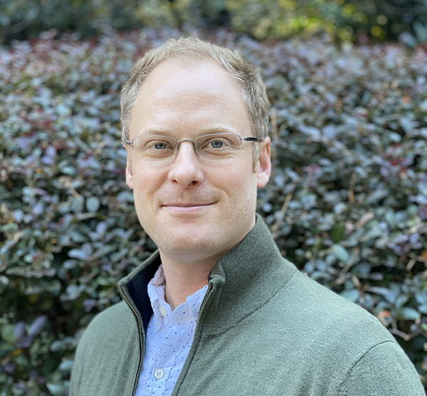 Tony Kolenic, director of Matthaei Botanical Gardens at University of michigan