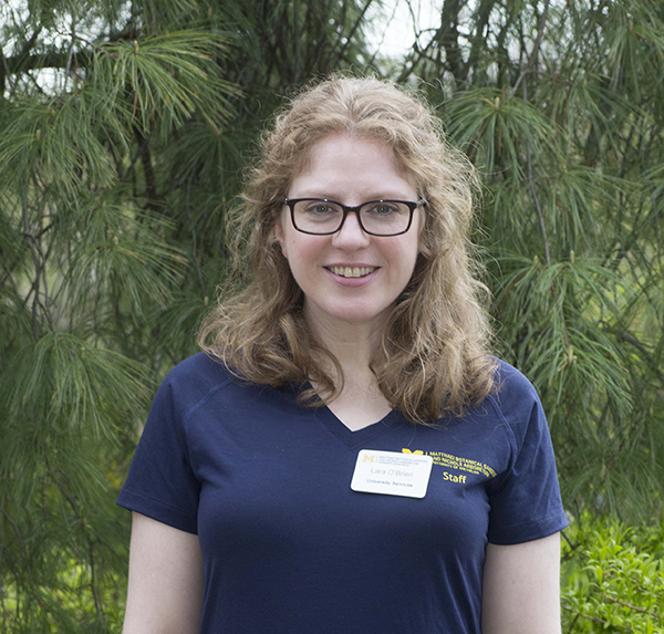 Lara O'Brien