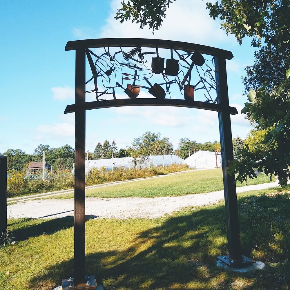 Arches at Matthaei